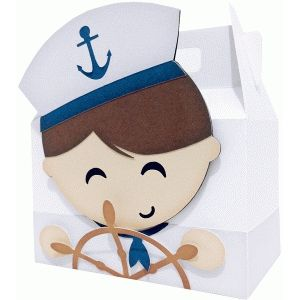 Silhouette Design Store - View Design #61089: cute sailor box