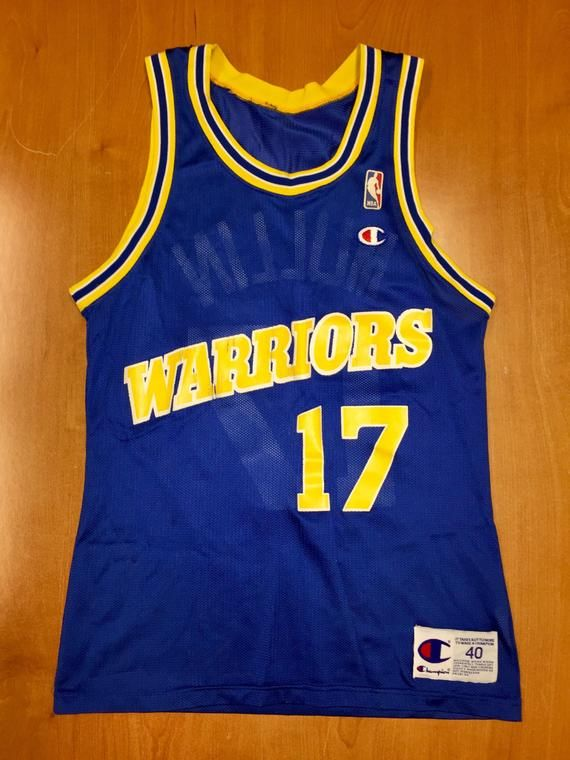Vintage 1991 1994 Chris Mullin Golden State Warriors Etsy Chris Mullin Golden State Champion Clothing