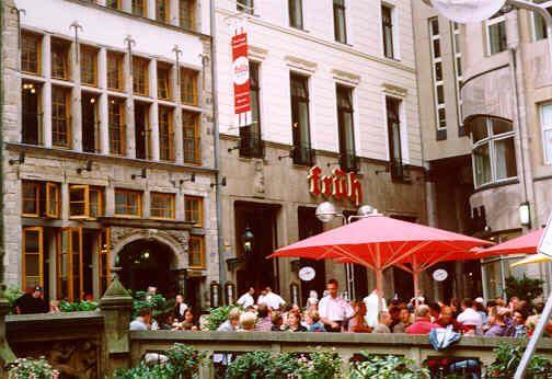 Fruh am dom, Cologne