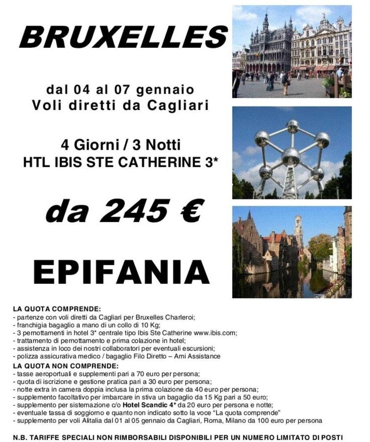 Epifania a Bruxelles