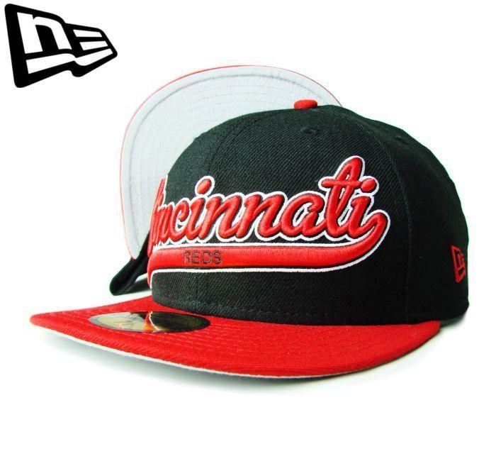 【ニューエラ】【NEW ERA】59FIFTY CINCINNATI REDS ブラックXレッド 【CAP】【newera】【帽子】【シンシナティ・レッズ】【snap back】【MLB】【red】【赤】【black】【黒】【キャップ】【fitted】【あす楽】【楽天市場】