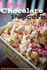 Popcorn Recipes for Showers or Parties | Shower That Baby