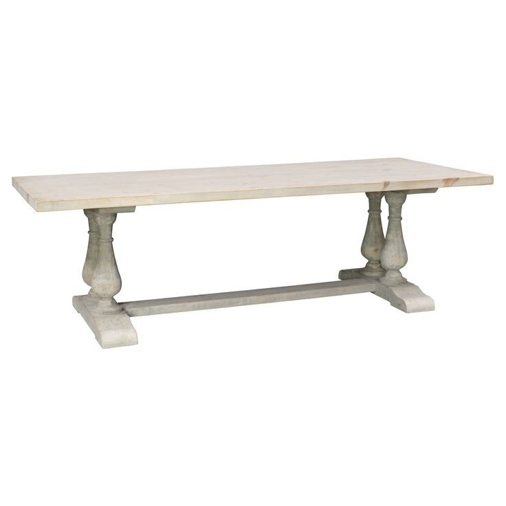 Wilson Antique White Coffee Table: 1000+ Ideas About Antique Dining Tables On Pinterest