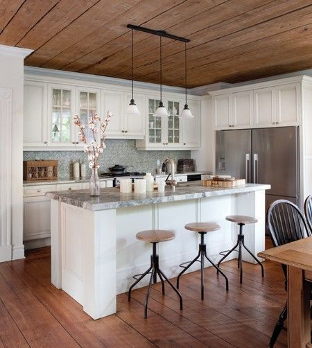 French White Kitchen Cabinets: 65 Best White French Country Kitchens Images On Pinterest