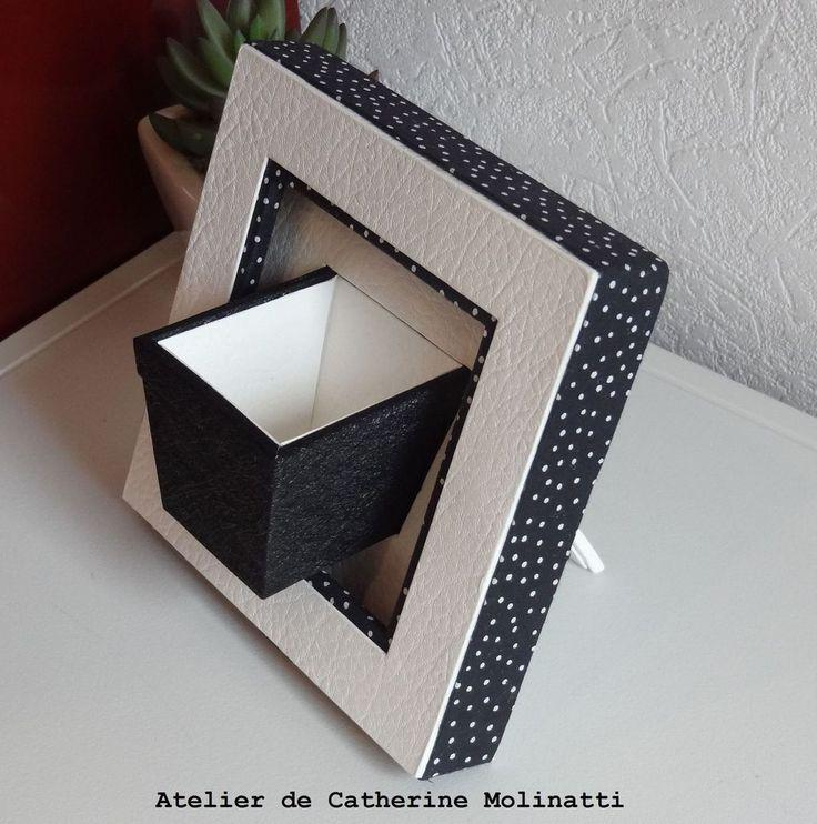 208 best objets 3D images on Pinterest Paper crafts, Cartonnage