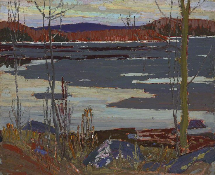 Tom Thomson, River, circa 1915 - National Gallery of Canada | West Wind