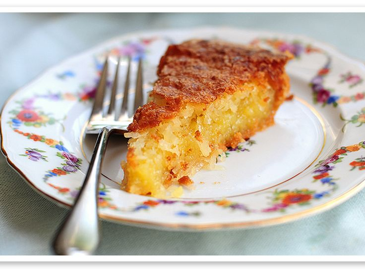 Lisa's French Coconut Pie