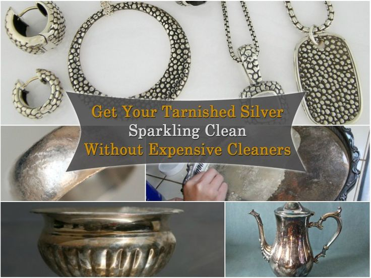 how to clean gold that has tarnished