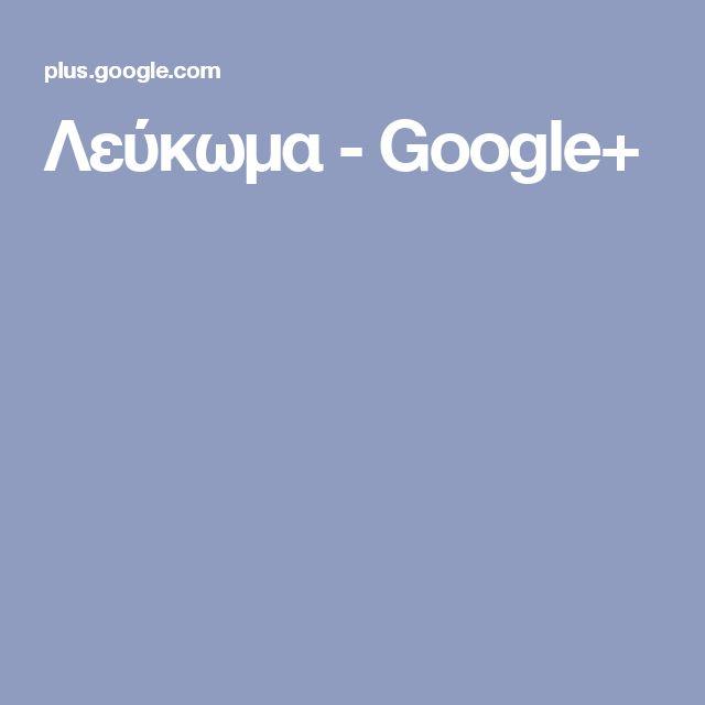 Λεύκωμα - Google+