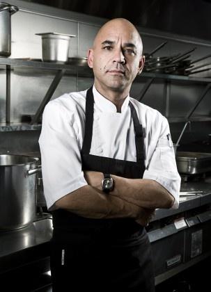 Chef Richard Carstens (Tokara)