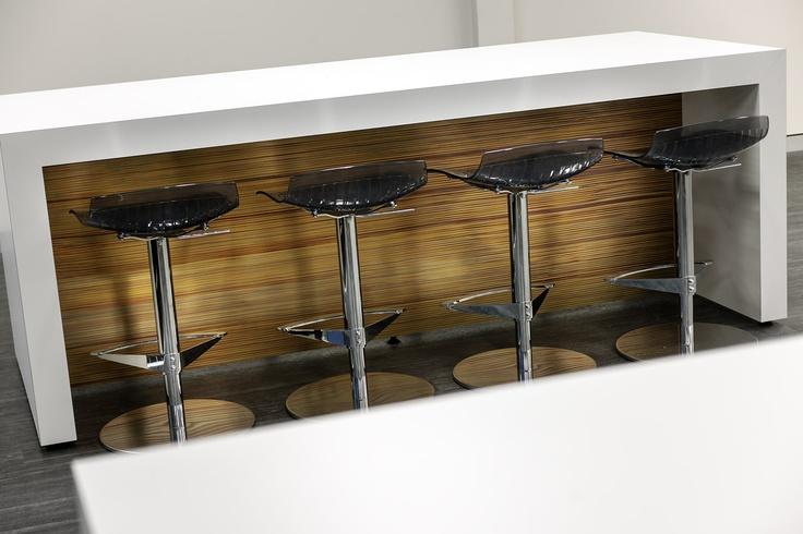 Island bench detail - FL Smidth