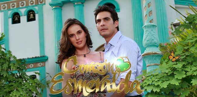 Venevision - Corazón Esmeralda Telenovela