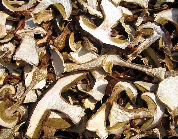 Как правильно варить сушеные грибы   Четыре вкуса