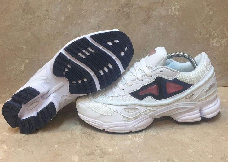 Raf Simons X Adidas Consortium Ozweego 2 White