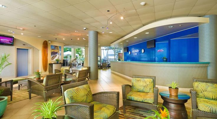 $139 In the heart of Honolulu, Aqua Aloha Surf Waikiki features an on-site spa and health club. Honolulu International Airport is 9 miles away.