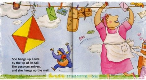 Mrs. McNosh, please Hangs Up My Wash
