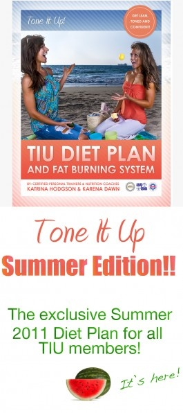 Tone It Up! Blog: Scrumptious Scallops from the Nutrition Plan