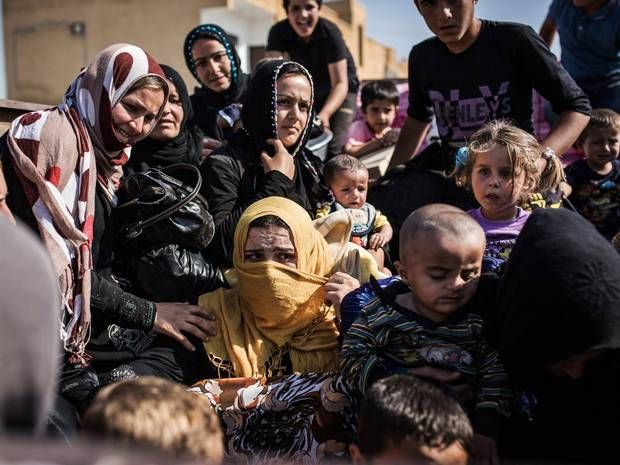 #Robert_Fisk: First rule of refugees – don't be a Muslim if you want help - Comment - Voices - The Independent