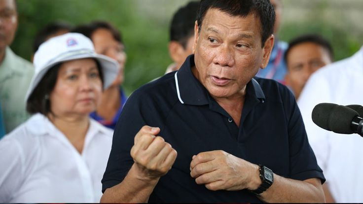 ICYMI: De 'cuchillero' a presidente: Duterte afirma haber matado a una persona cuando tenía 16 años