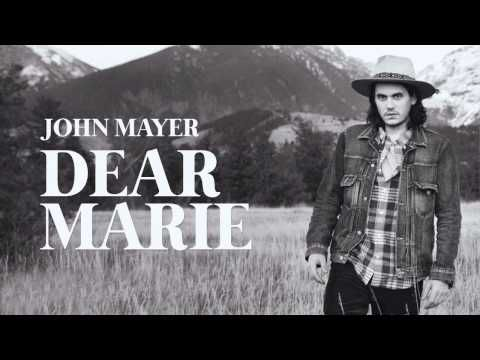 John Mayer - Dear Marie (Full Studio Version)
