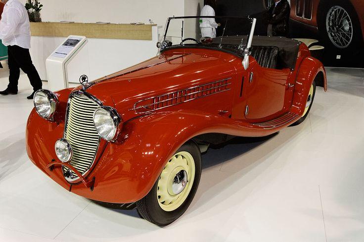 Škoda Rapid Convertible (1935–47)
