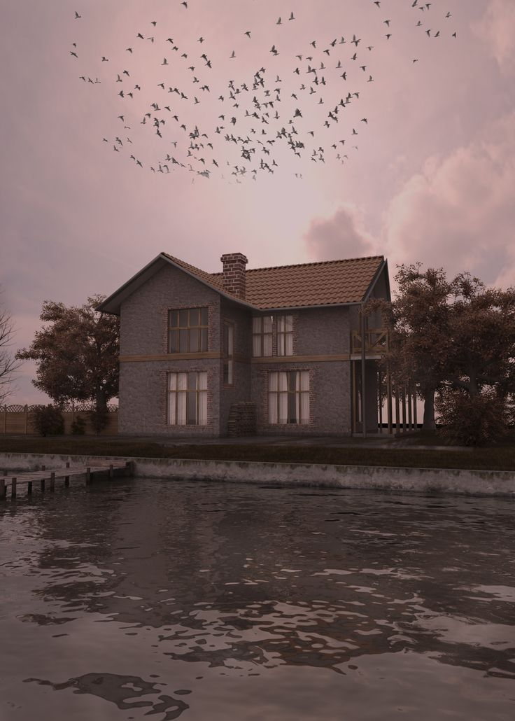 3D Max, V-Ray, MultiScatter ,ATiles, PS