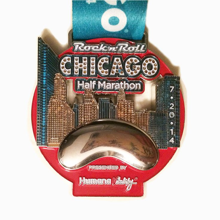 2014 Rock u0027nu0027 Roll Chicago Half Marathon