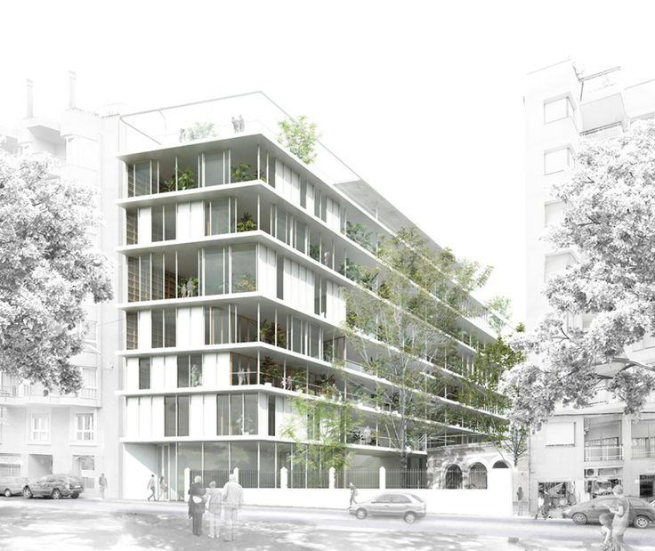 HIC Arquitectura » DataAE > 4a posición Concurso Vil·la Urània