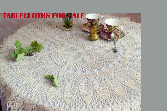 tablecloths for sale