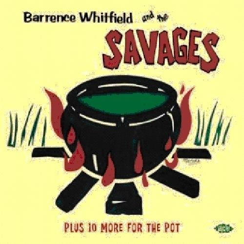 Barrence And The Savages Whitfield - Barrence Whitfield And The Savages