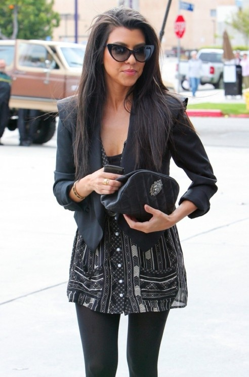98 best images about kardashian style on pinterest black for Kim kardashian henley shirt