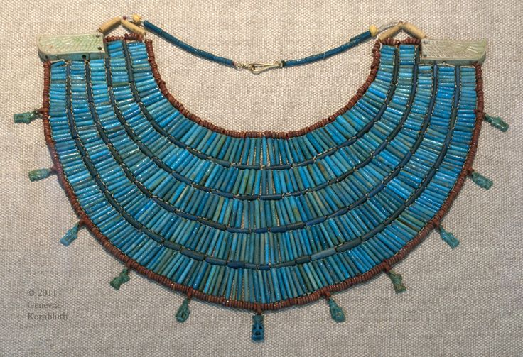 Egypt, Art History, Jewellery,
