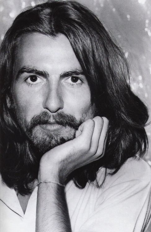 """Give me love. Give me love. Give me peace on earth. Give me light. Give me life.""  ~ George Harrison......DIED AT THE AGE OF 58 DUE TO LUNG CANCER.........SO SAD HE WAS GONE BEFORE HIS  TIME"