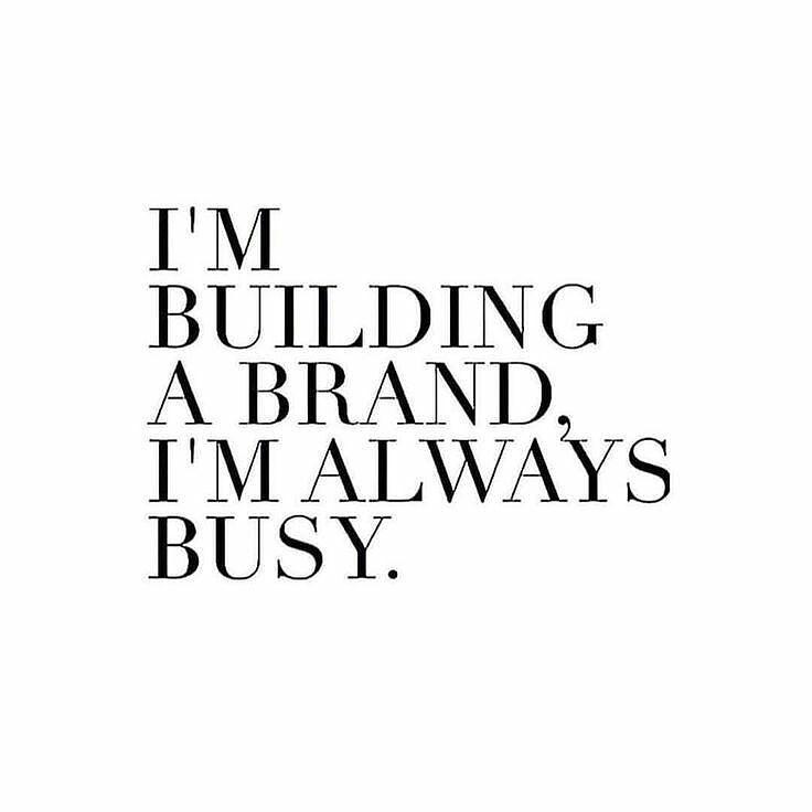 Always going.