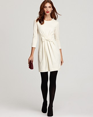 Black and White Winter Dresses