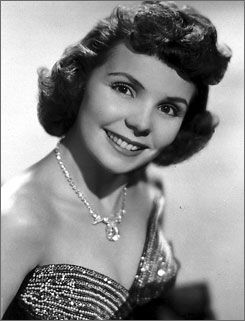1950s Teresa Brewer performed with jazz legends like Count Basie and Duke Ellington.
