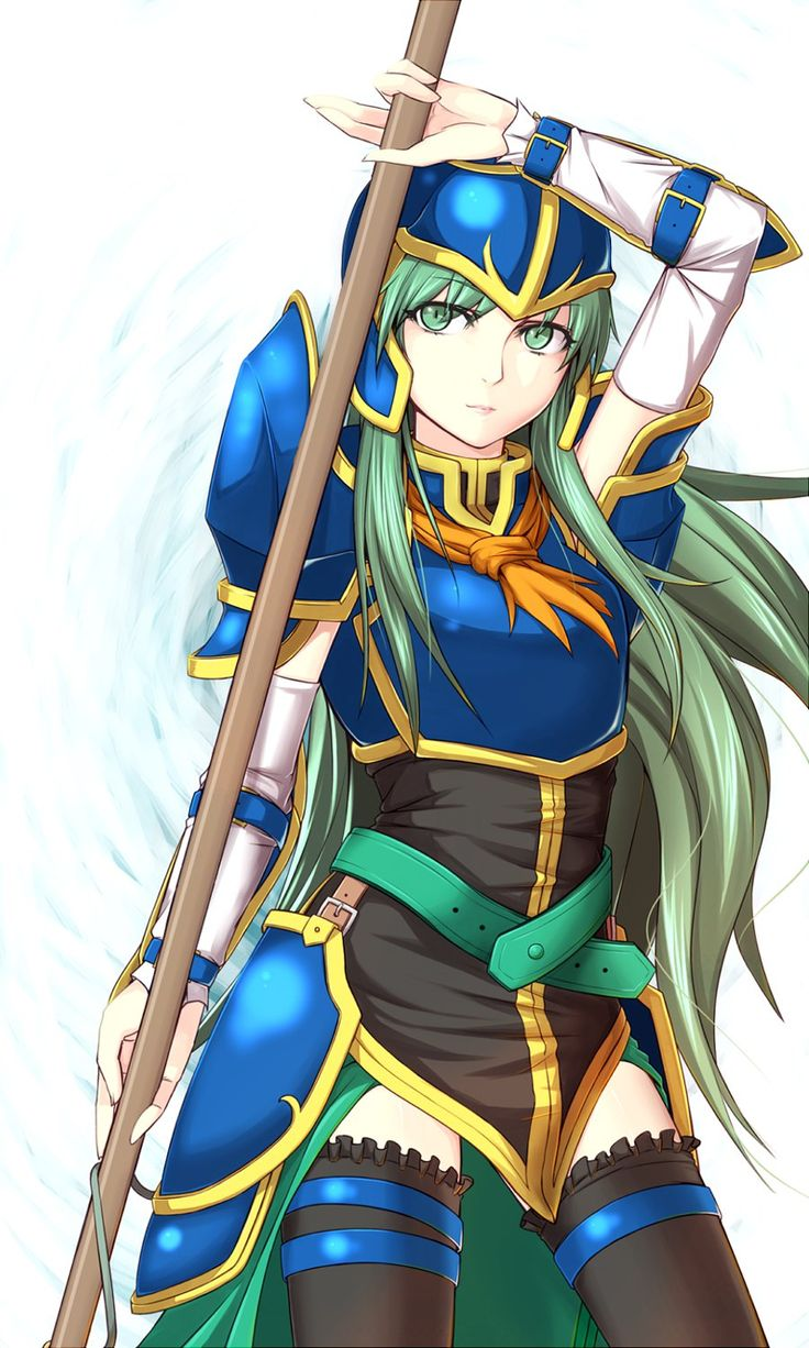 Tags: Fire Emblem: Path of Radiance, Nephenee