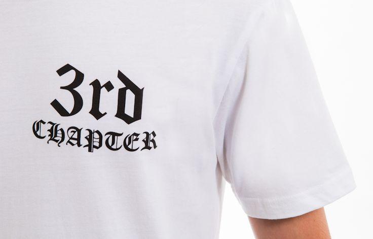 Hooked On Livin' Satin Skatin T-shirt  #thirdchapter #3rdchapter #3C #streetwear #melbourne #