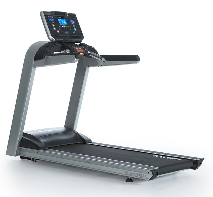 Landice L790 CLUB Commercial Treadmill with 4hp Motor. Made In USA