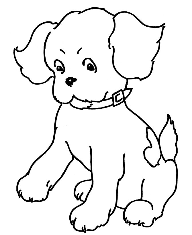 go dog go coloring pages | dog color pages printable | Go Back] [Print This Page] [Go ...