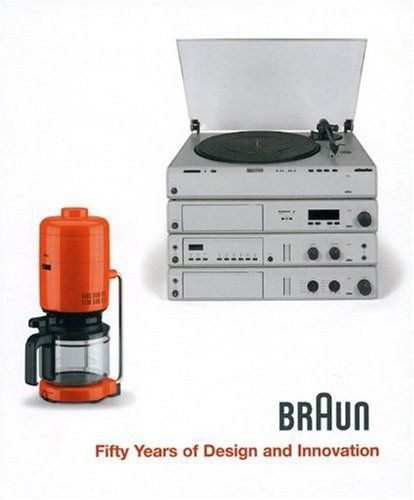 Braun: Fifty Years of Design and Innovation bog