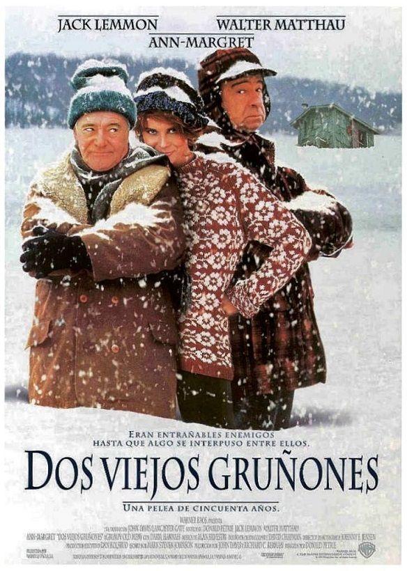 """Dos viejos gruñones (1993) """"Grumpy Old Men"""" de Donald Petrie - tt0107050"""