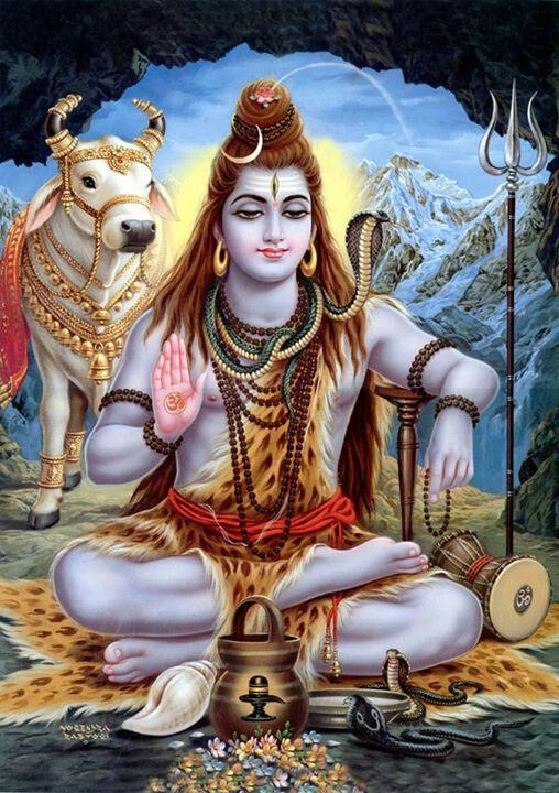 Om Namah Shivaya !