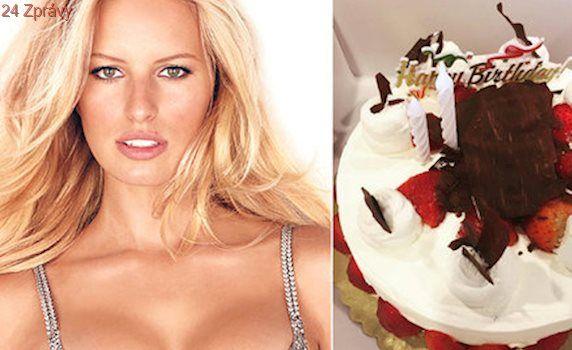 Kurková slavila 33. narozeniny! Přišla o pupík a měla předčasnou menopauzu