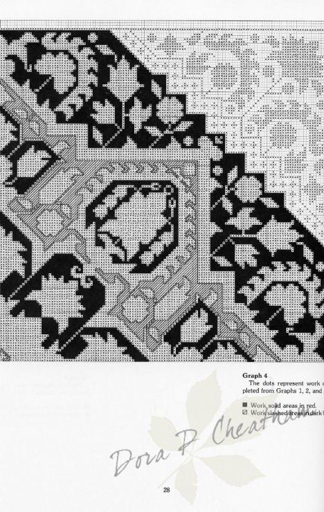Gallery.ru / Фото #44 - Needlepoint Designs from Oriental Rugs - Dora2012