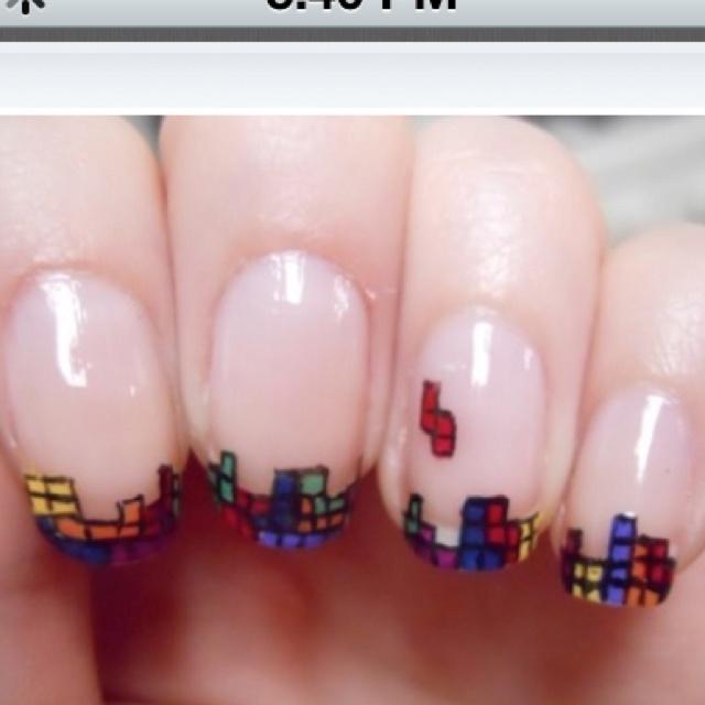 ... Nails Galore on Pinterest | Nail art designs, Nail art and Cute nails