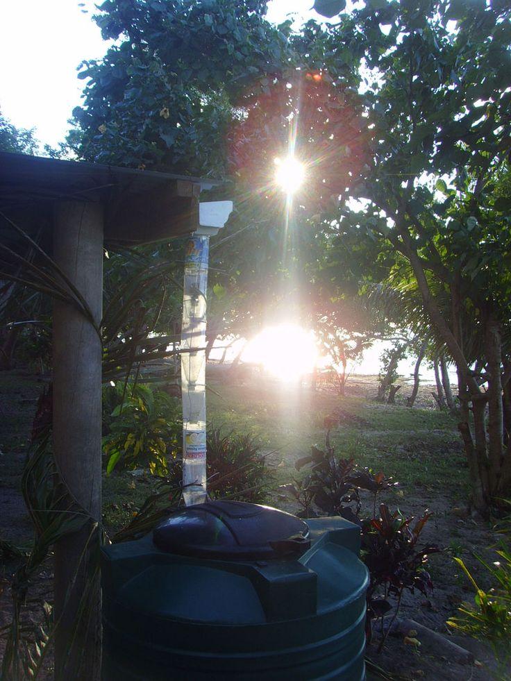 Tribewanted, Vorovoro, Fiji - Sustainable tourism.