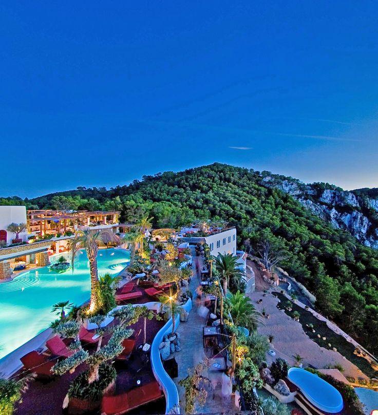 Hotel Hacienda Ibiza Spain