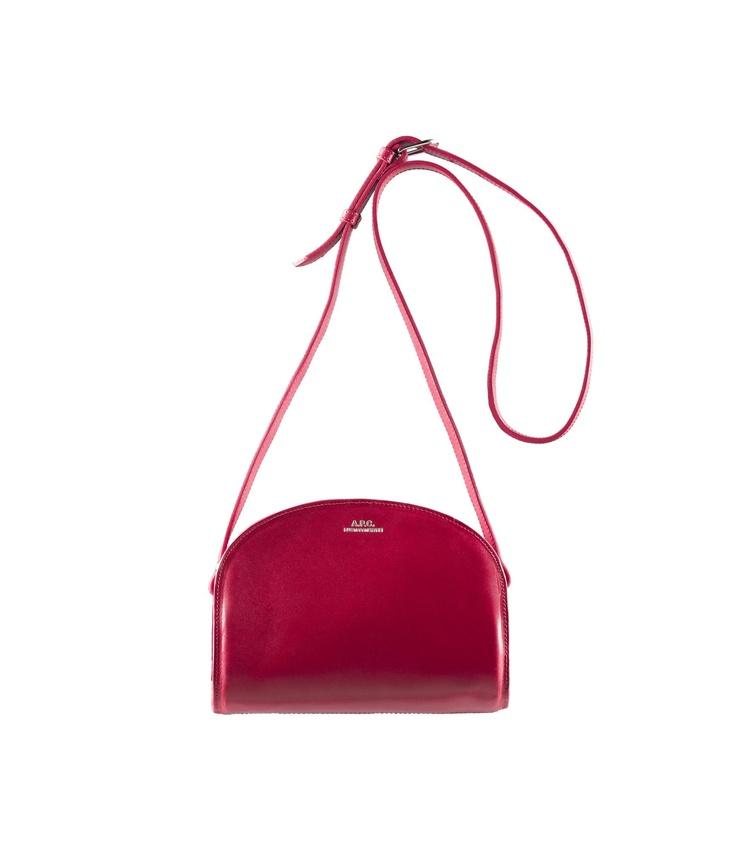 apc half moon bag bags pinterest half moons and bags. Black Bedroom Furniture Sets. Home Design Ideas