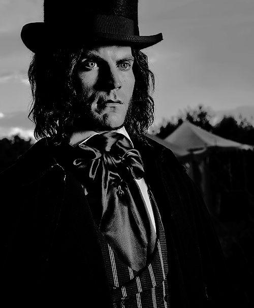 Edward Mordrake // Wes Bentley